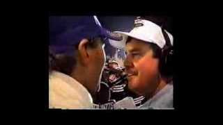 1999 12 Hours of Sebring Victory Lane Interview
