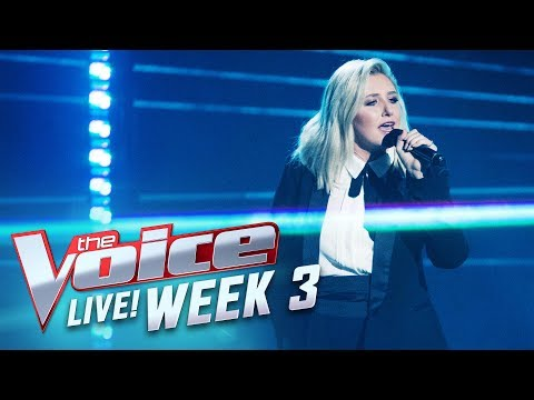 Sarah Stone: 'Scared to be Lonely' | The Voice Australia 2017