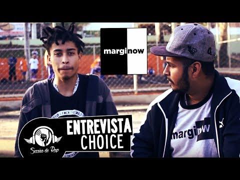 CHOICE responde | Sessão de Rap - Papo Marginow