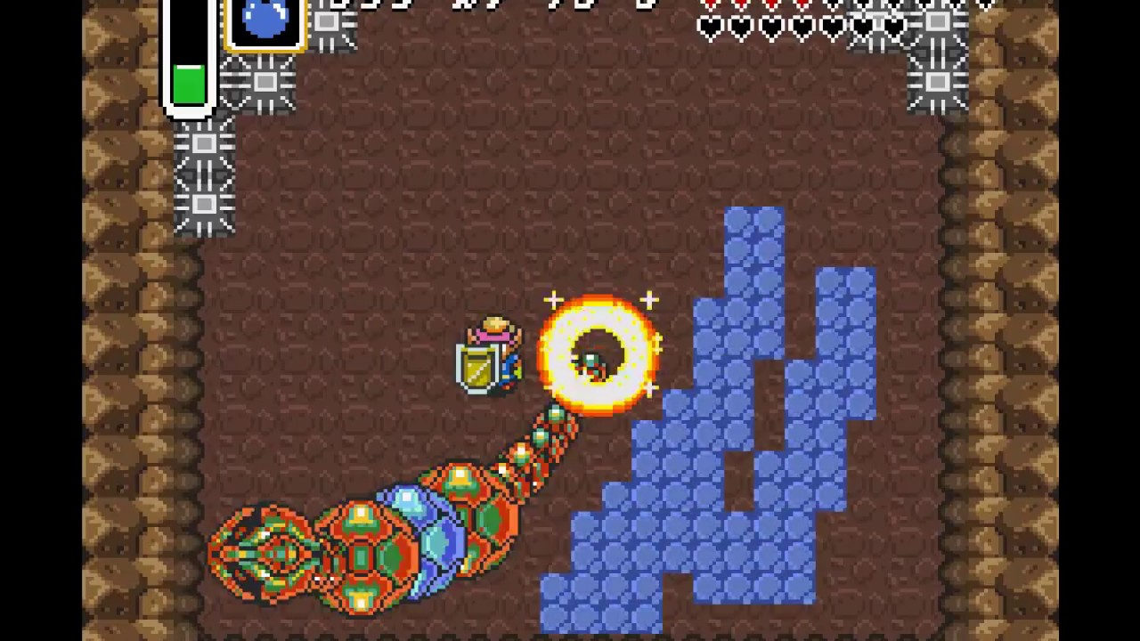 伝説 攻略 スーパーファミコン ゼルダ の