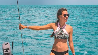 Fast Sailing Overnight to Key West | Sailing Soulianis - Ep. 50