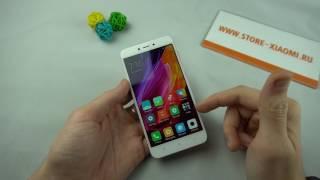 Xiaomi Redmi 4X - распаковка и краткий обзор