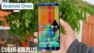 Cubot X18 Plus Агляд | A $ 160 Oreo Android смартфон 18: 9