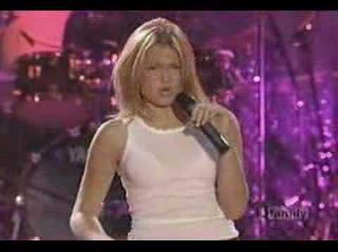Mandy Moore - Candy (Remix Live at Front Row Center)