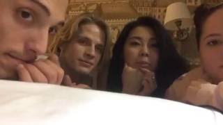 Periscope Михаил Зайцев 2.12.2016 || Танцы на тнт 3 сезон