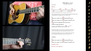Yellow River, Christie - Guitar Lesson, Tutorial, Cover
