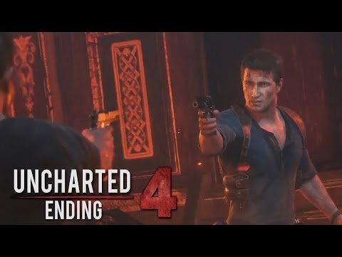Uncharted 4 -  ENDING Cutscene (Final Boss Fight)