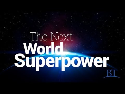 is china the next superpower