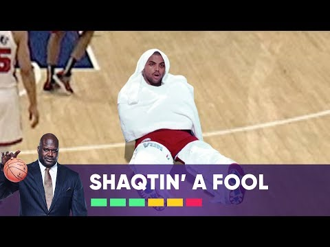 It's A Shaqtin Showdown! | Shaqtin' A Fool Episode 11