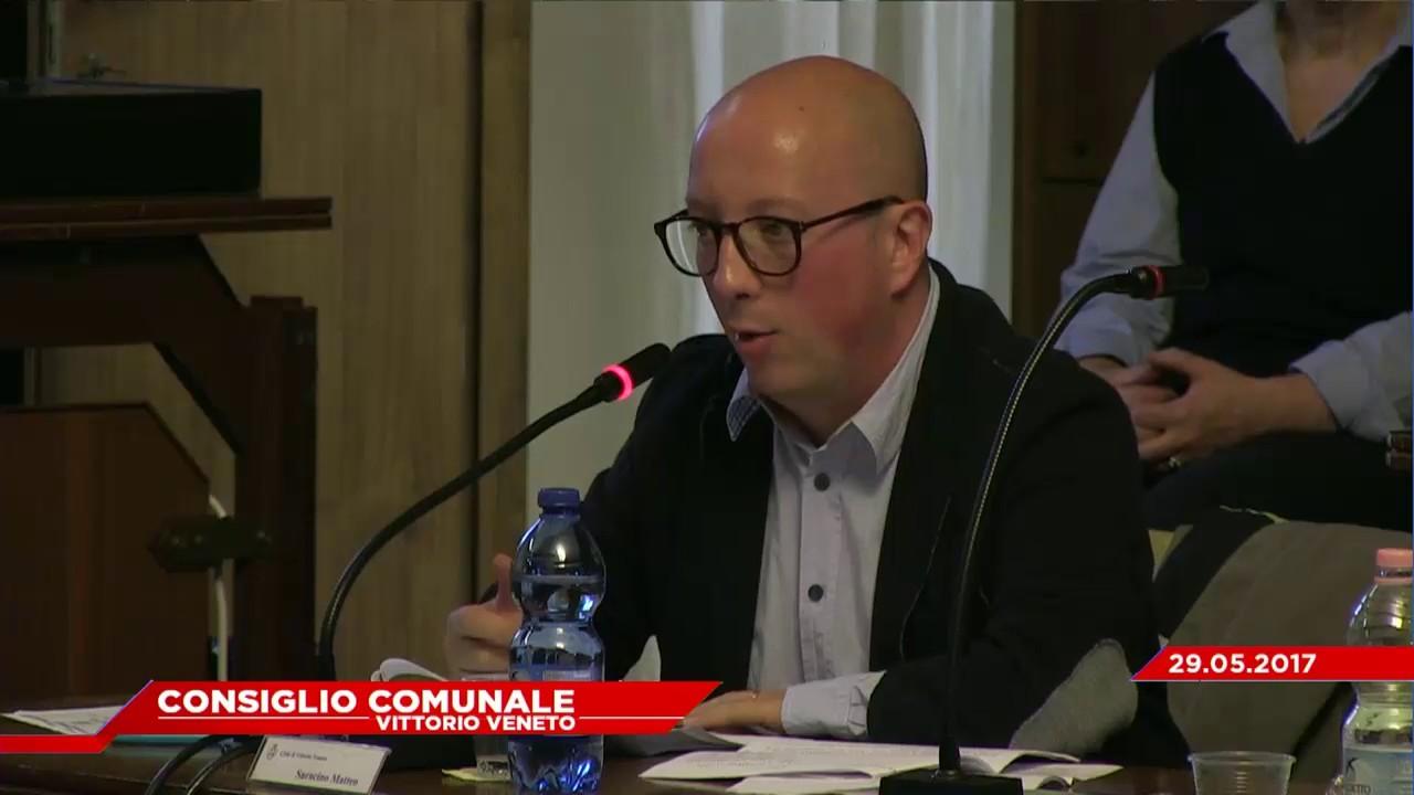 CONSIGLIO COMUNALE VITTORIO VENETO - Seduta del 29.05.2017