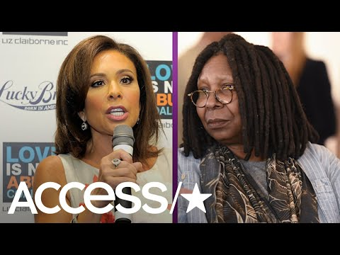 'The View' Co-Host Whoopi Goldberg & Jeanine Pirro Get Into 'Explosive Argument' Backstage (Report)