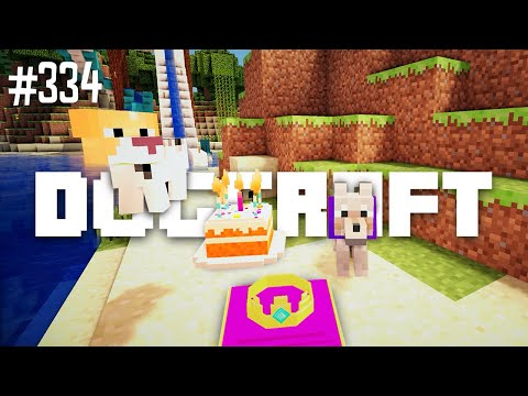 Molly's Rescue Day Party   Dogcraft (Ep.334)