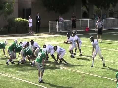 Prep FB Scrimmage2013: Thomas Jefferson vs. Isidore Newman PARTII