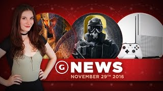 Xbox One Outsells PS4 On Black Friday & Oblivion On Xbox One! - GS Daily News