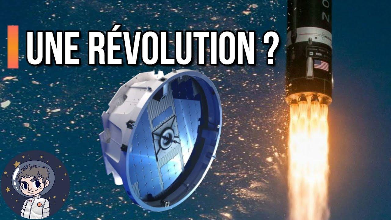 PHOTON de Rocket Lab: une révolution ? - Le Journal de l'Espace - Actualité spatiale - Culture