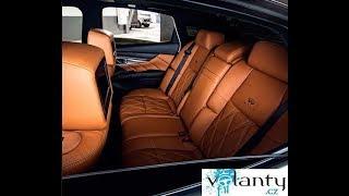 Demontáž čalounění sedadla - kůže řidič INFINITI FX35 - sedadlo potah