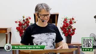 Estudo biblico Salmos 66 - 17/09/2020  - Rev. Anatote Lopes da Silva