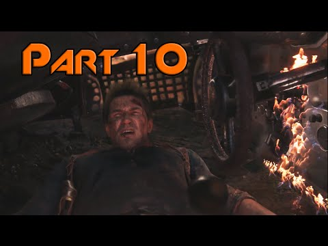Uncharted 4 | Part 10 Amazing Chase