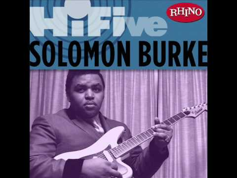 Клип Solomon Burke - Down in the Valley