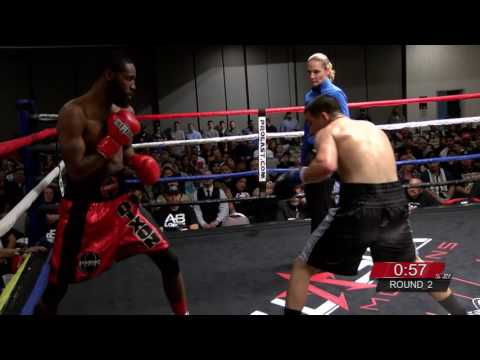 Evinch Dixon vs Abraham Lopez presented by All Star Promotions 3-11-2017
