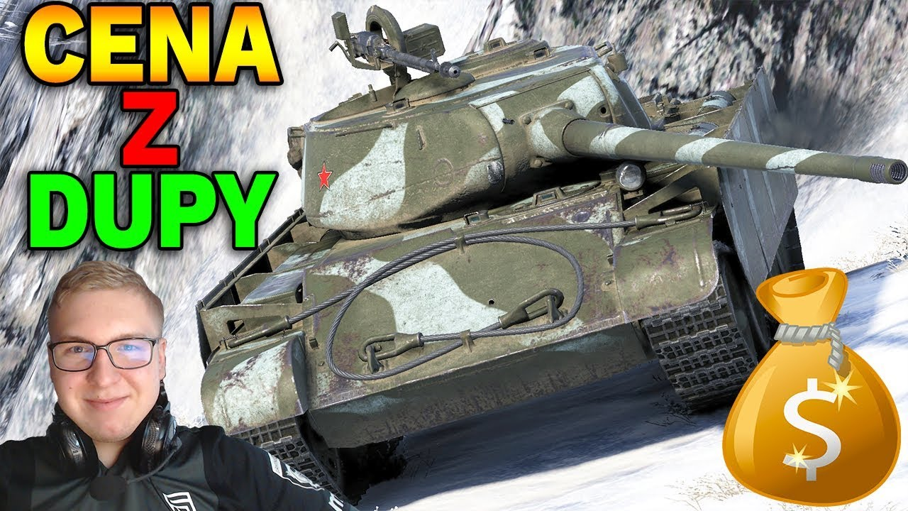 CENA Z DUPY – World of Tanks