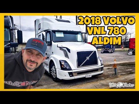 Yeni Tır Aldım | 2018 Volvo VNL780