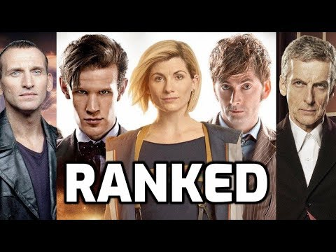 Every Season Of 'Doctor Who' RANKED! - Doctor Who Discussions