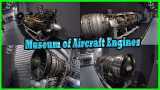 Exploring Museum of Aircraft Engines in Kiev, Ukraine 2018. Air Museum 2018. Aviation Engines