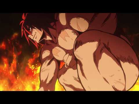 Hinomaru Sumo Opening[FIRE GROUND] by Official HIGE DANdismFULL