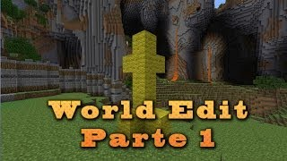 Repeat youtube video Tutorial WorldEdit PARTE 1