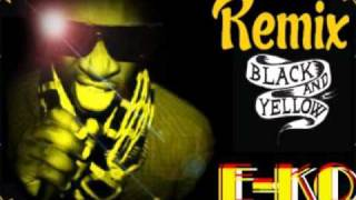Jonzing Fellow (OFFICIAL BLACK AND YELLOW REMIX) WITH DOWNLOAD LINK