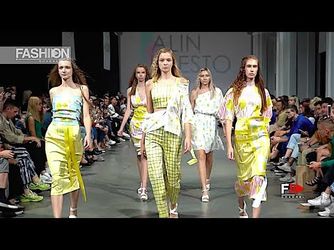 ALIN PRESTO Spring Summer 2019 Ukrainian FW - Fashion Channel