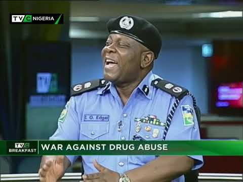 TVC Breakfast November 1st | Lagos CP Edgal Imohimi speaks on policing in the state