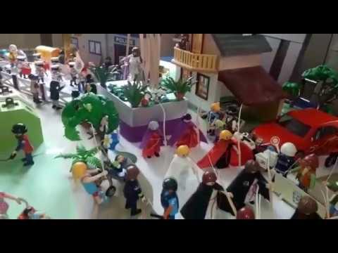 Procesión del Domingo de Ramos: La Borriquilla 'Indoor'