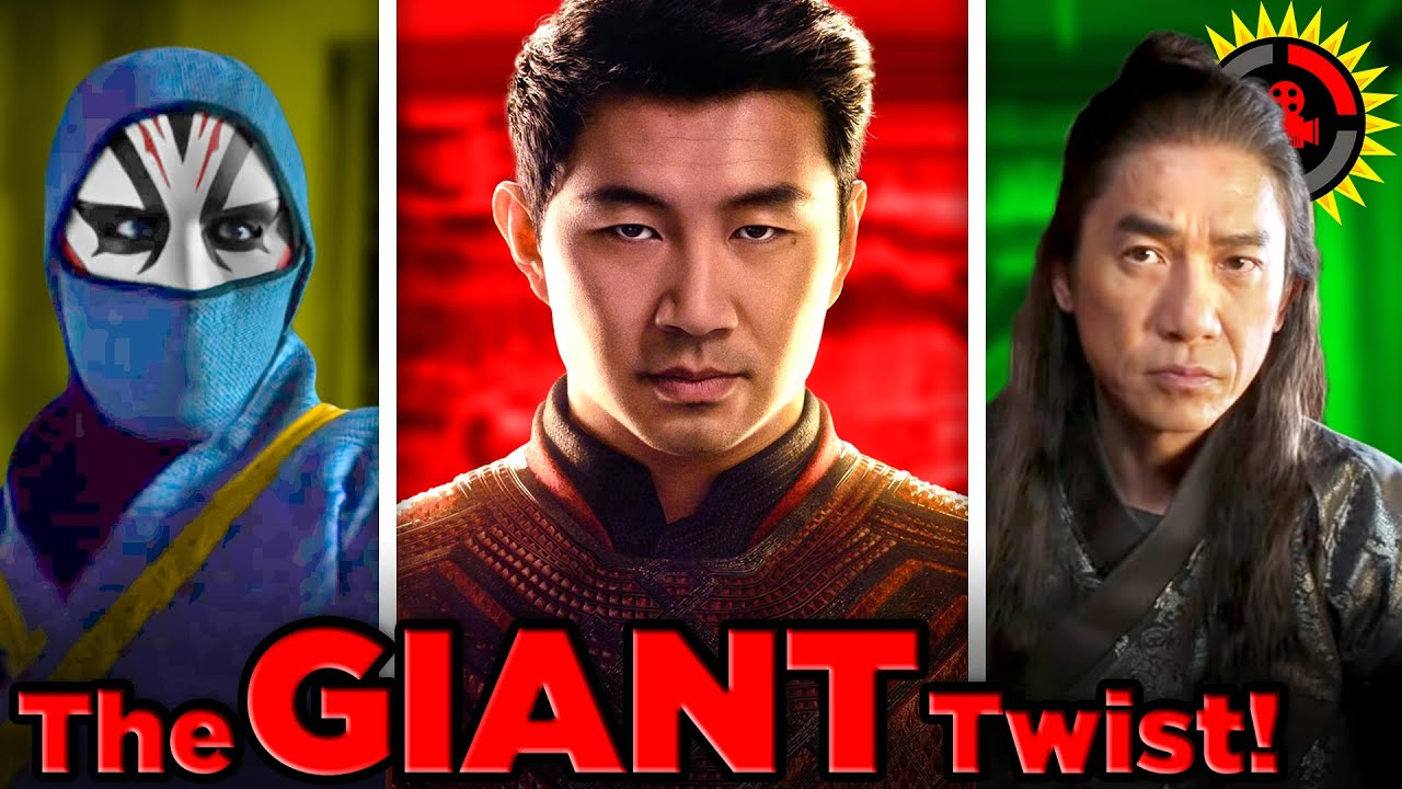 Film Theory: The Giant MONSTER Hiding in Shang-Chi! (Shang Chi Trailer)