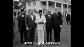 Download Video Bersuka Ria - Bung Karno MP3 3GP MP4