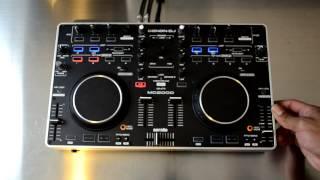 Denon DJ MC2000 Digital MIDI DJ Controller Video Review
