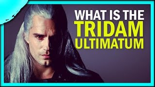 The Witcher | What is the Tridam Ultimatum? (The Lesser Evil)