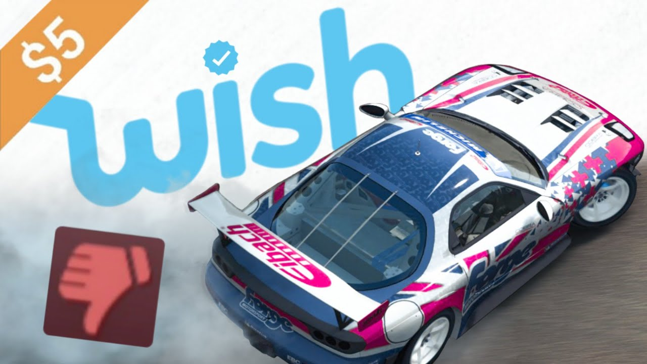 The WORST Bootleg Car Products From Wish...