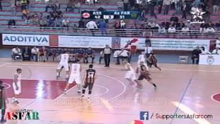Basket-ball : ASS 77-62 AS.FAR (29/05/2015) - www.supporters-asfar.com