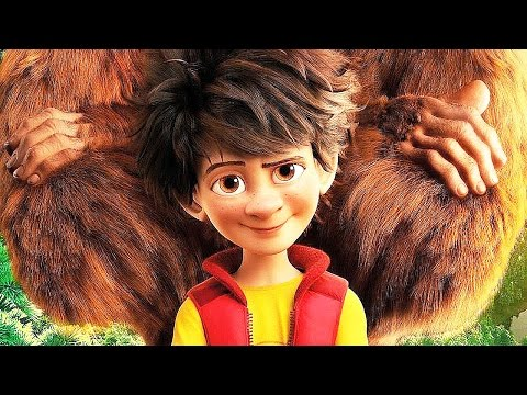 BIGFOOT JUNIOR Bande Annonce VF (Dessin Animé, 2017) streaming vf