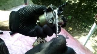 Ремонт  бензогенератора и мотопомпы