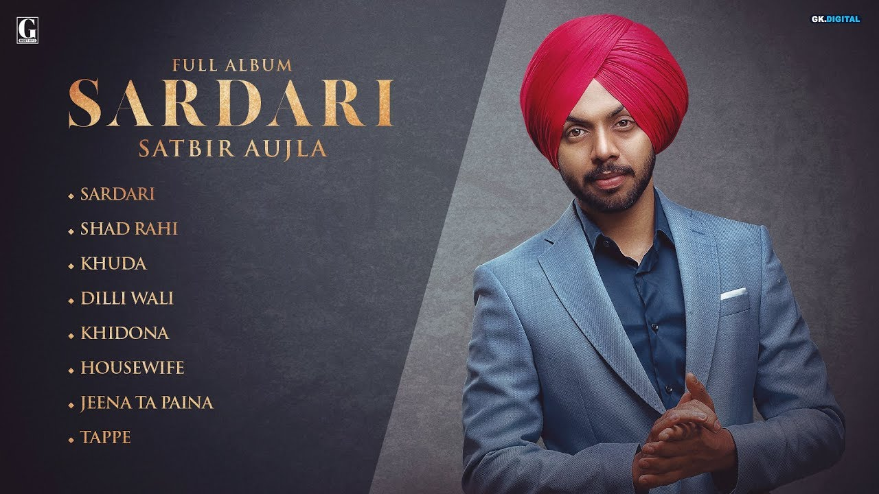 SARDARI Mp3 song download SATBIR AUJLA status Lyrics