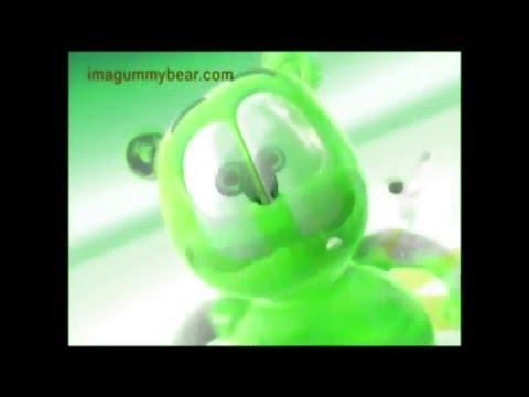 Gummibär GREEN TRIPPY Gummy Bear Song