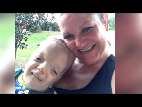 hqdefault mom fights back after disabled son made into meme youtube