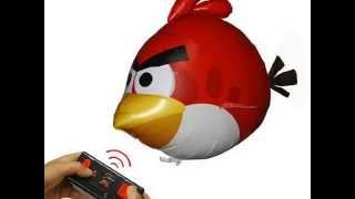 Get Angry Birds Air Swimmers Red Turbo Electric RC Blimp Deal