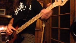 Black Sabbath - Killing Yourself to Live (Bass Cover)