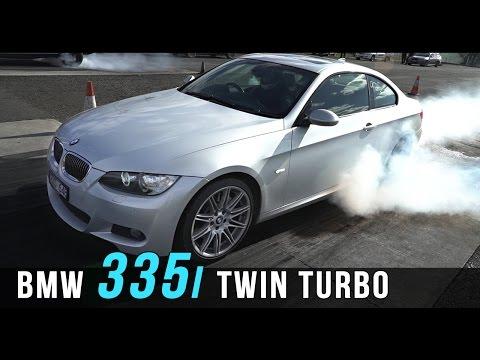BMW 335i twin turbo upgrade