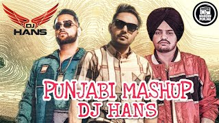 DJ Hans - Punjabi Mashup 2020 | Sharoon On the beat | New Punjabi Songs 2020