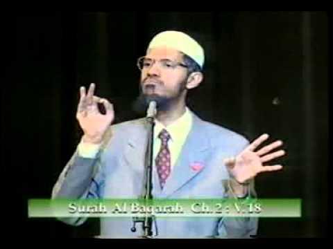 Download Zakir Naik - Al Quran dan Injil Mengupas Ilmu Pengetahuan bagian 2